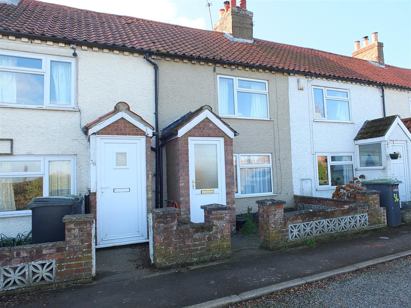 2 bedroom property in Osbournby, Sleaford
